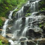 sylvia falls, blue mountains