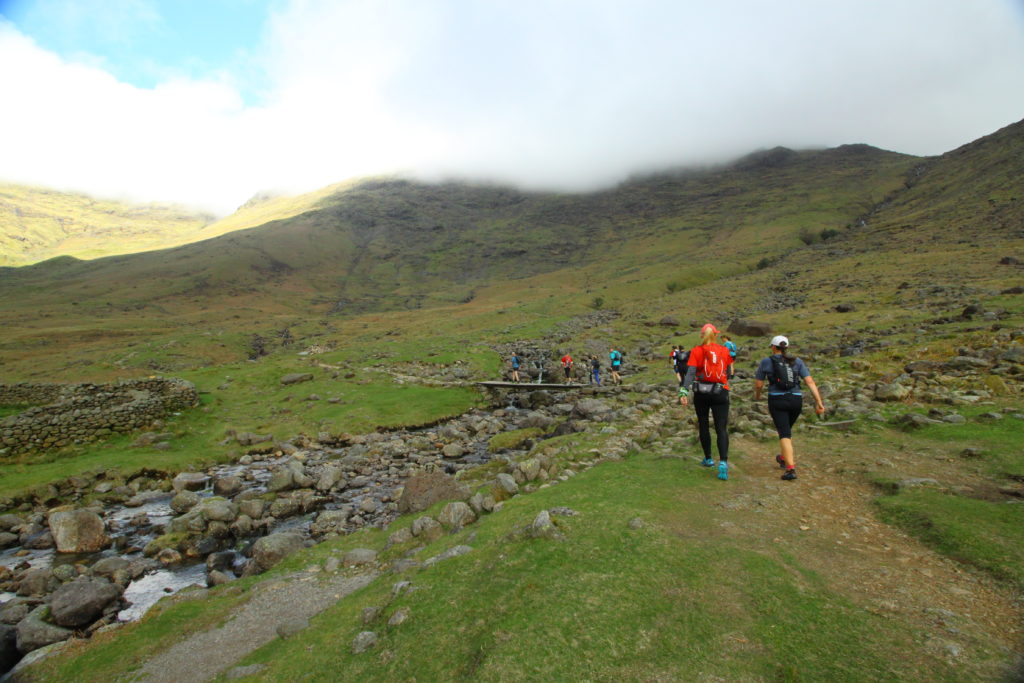 Walkers in the Lake District